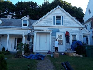Exterior House Painting in Revere, MA (3)