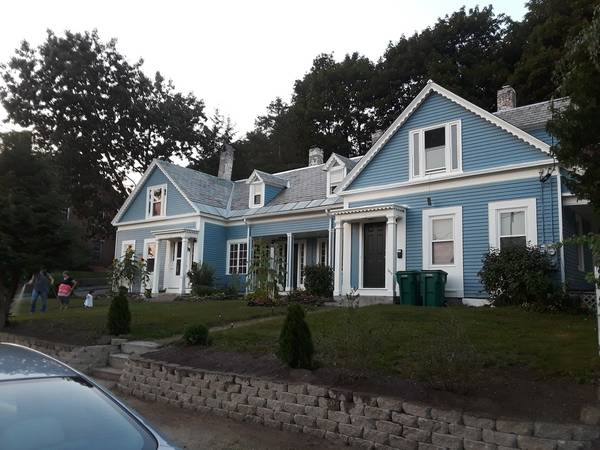 Exterior House Painting in Revere, MA (5)